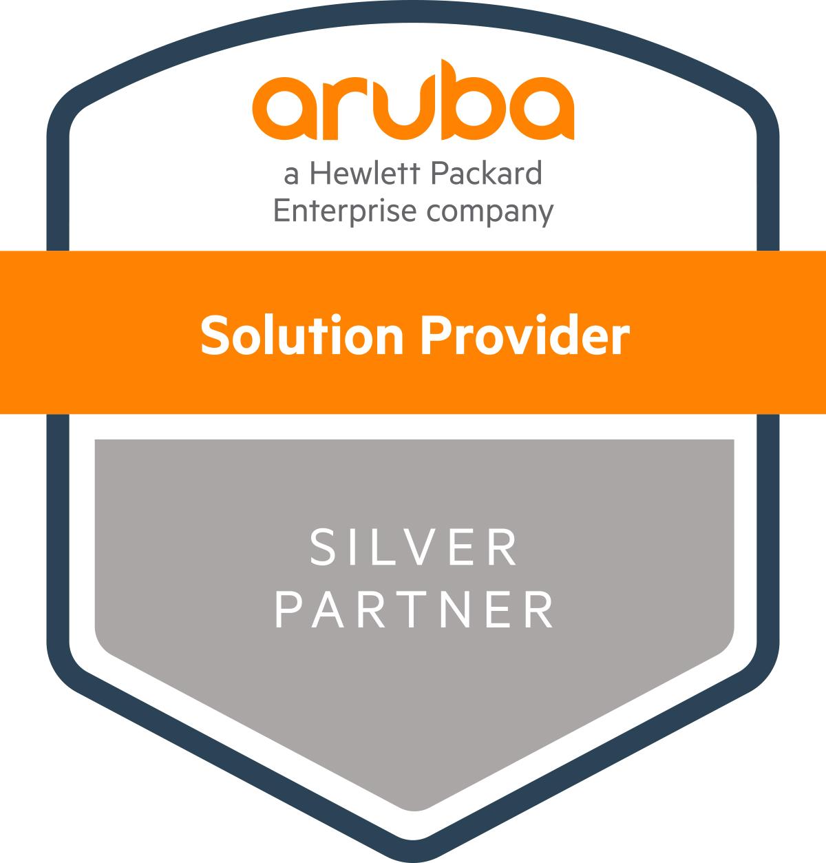 aruba silver partner